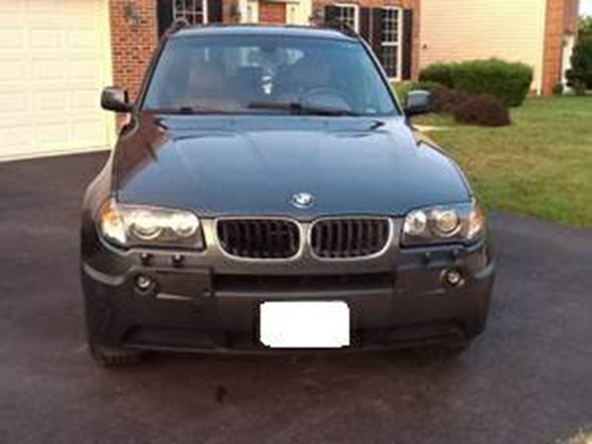 2004 bmw x3 for sale by private owner in bowie md 20721. Black Bedroom Furniture Sets. Home Design Ideas