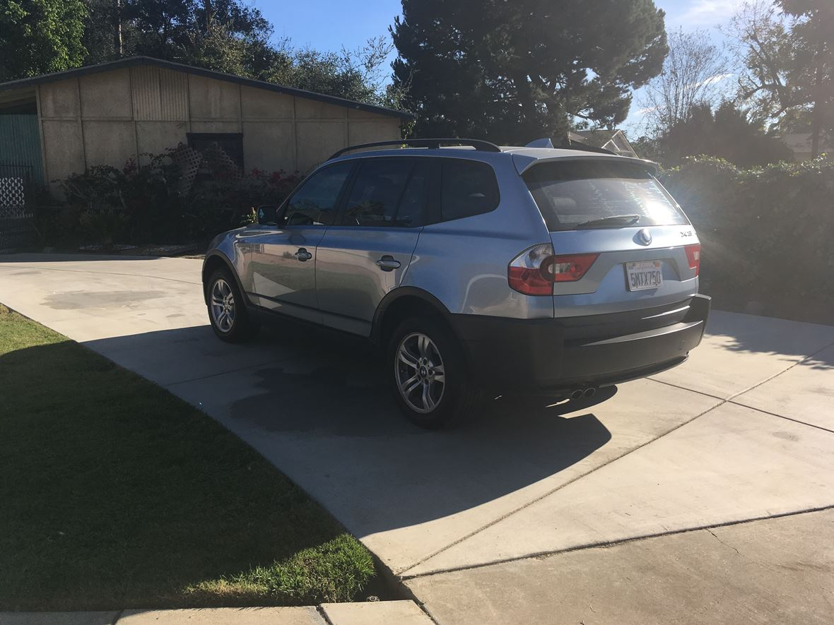2005 BMW X3 for sale by owner in Glendora