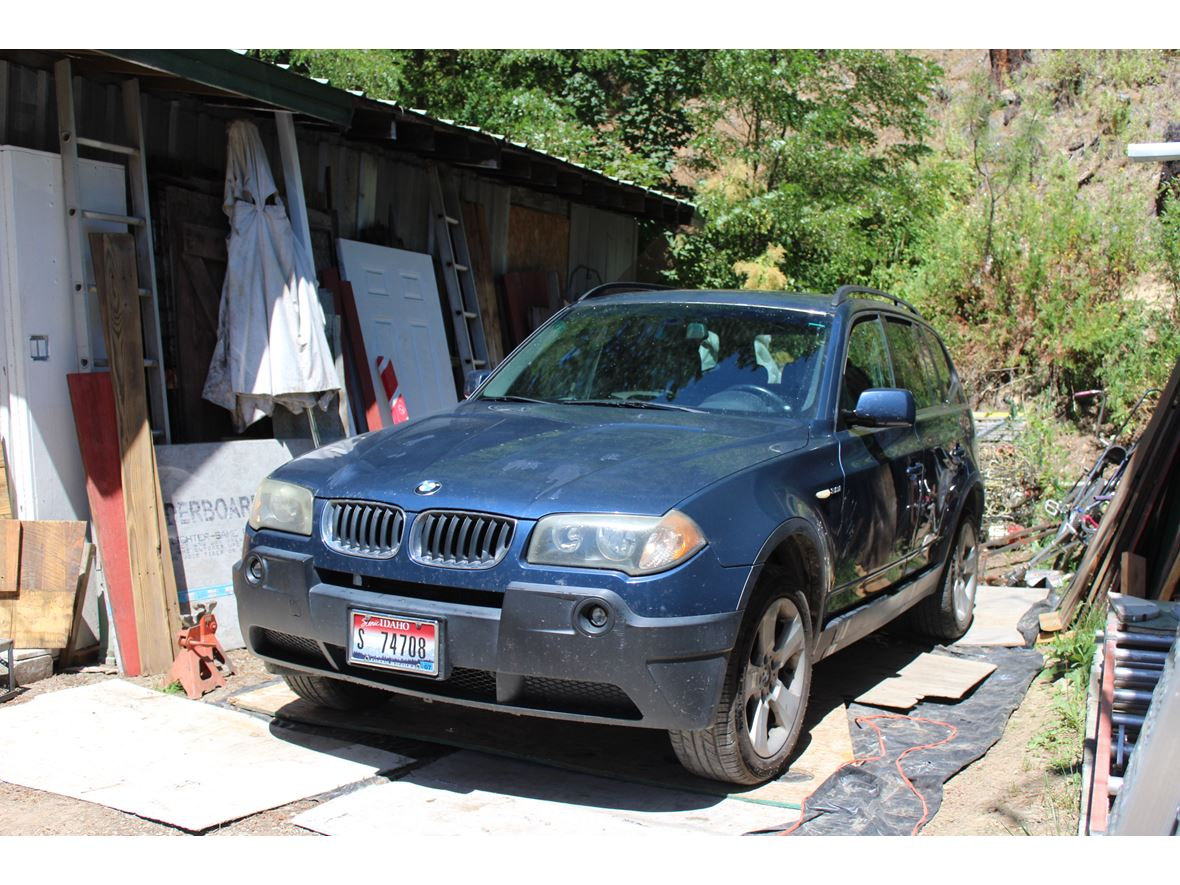 2005 BMW X3 for sale by owner in Kingston