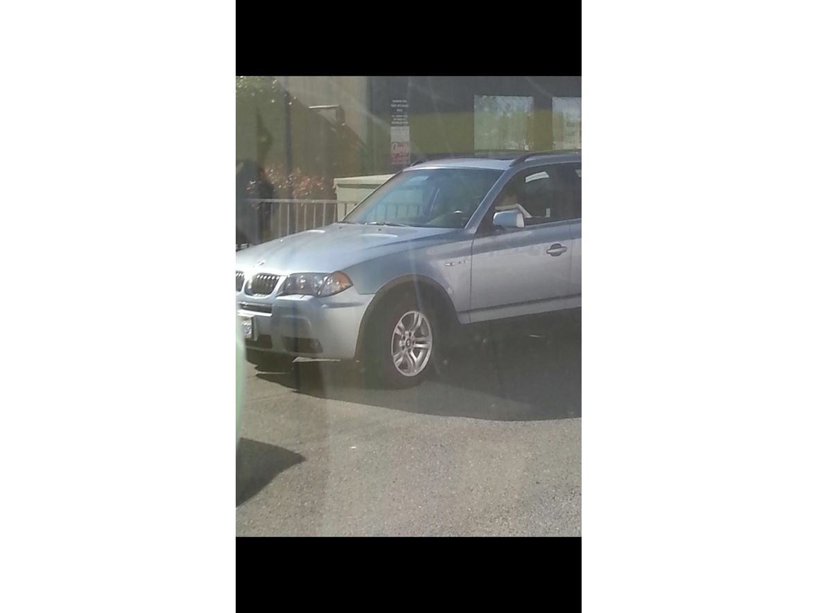 2006 BMW X3 for sale by owner in Puyallup