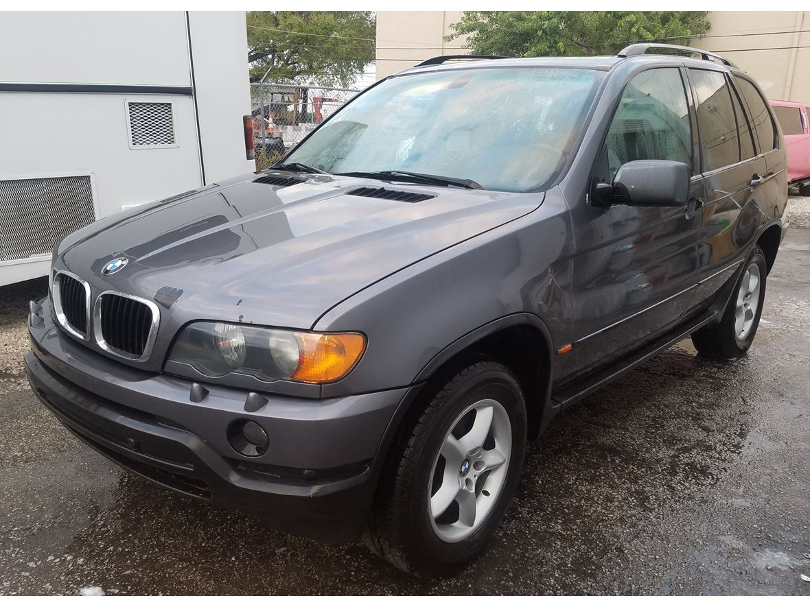 2003 BMW X5 for sale by owner in Boca Raton