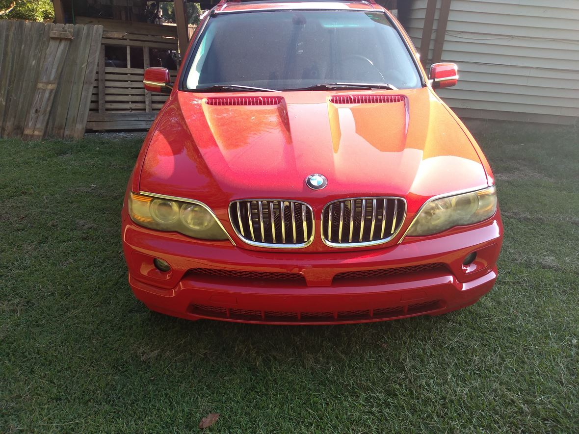 2004 BMW X5 for sale by owner in Dallas
