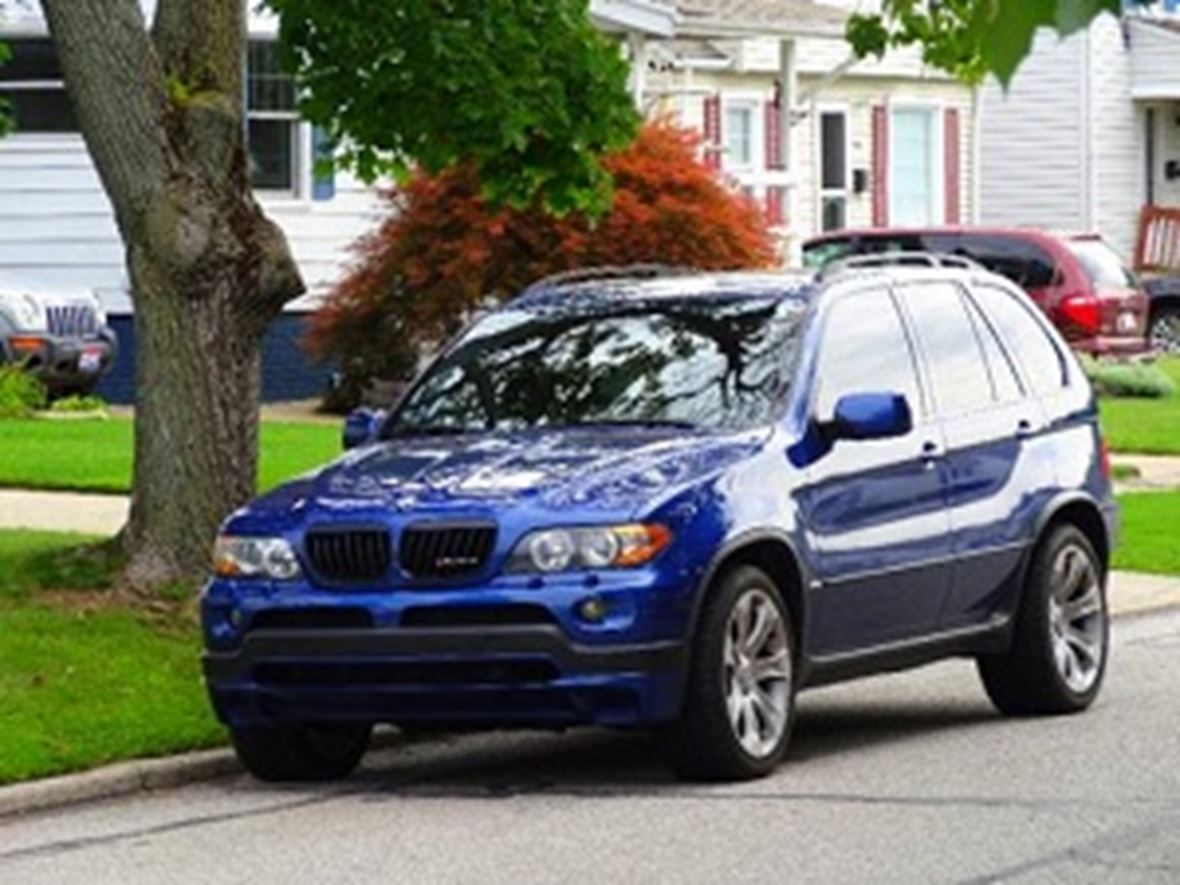 2005 Bmw X5 For Sale By Owner In New York Ny 10021