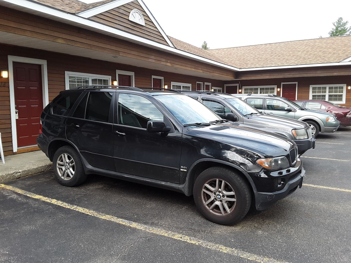 2005 BMW X5 for sale by owner in Burlington