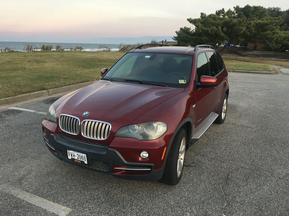 2009 bmw x5 for sale by owner in norfolk va 23503. Black Bedroom Furniture Sets. Home Design Ideas