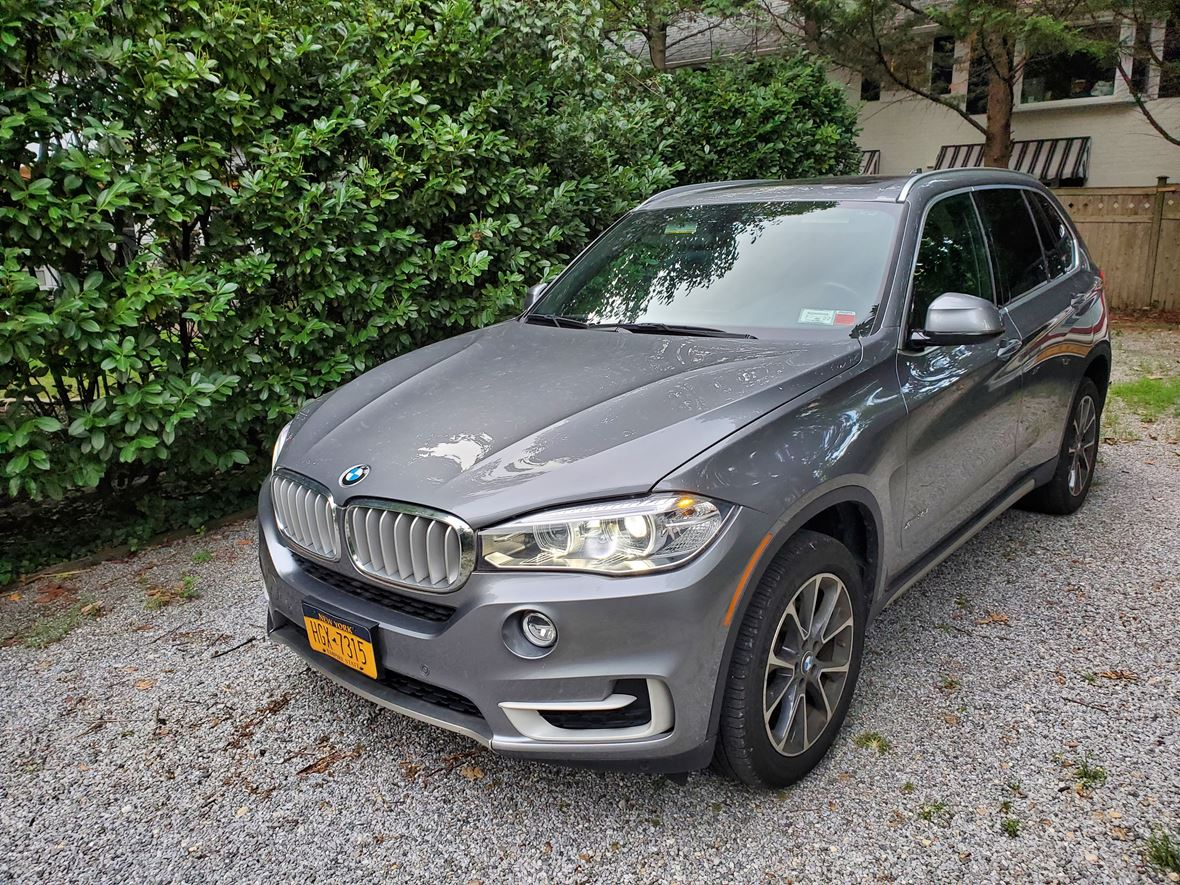 2017 BMW X5 for sale by owner in Sea Cliff