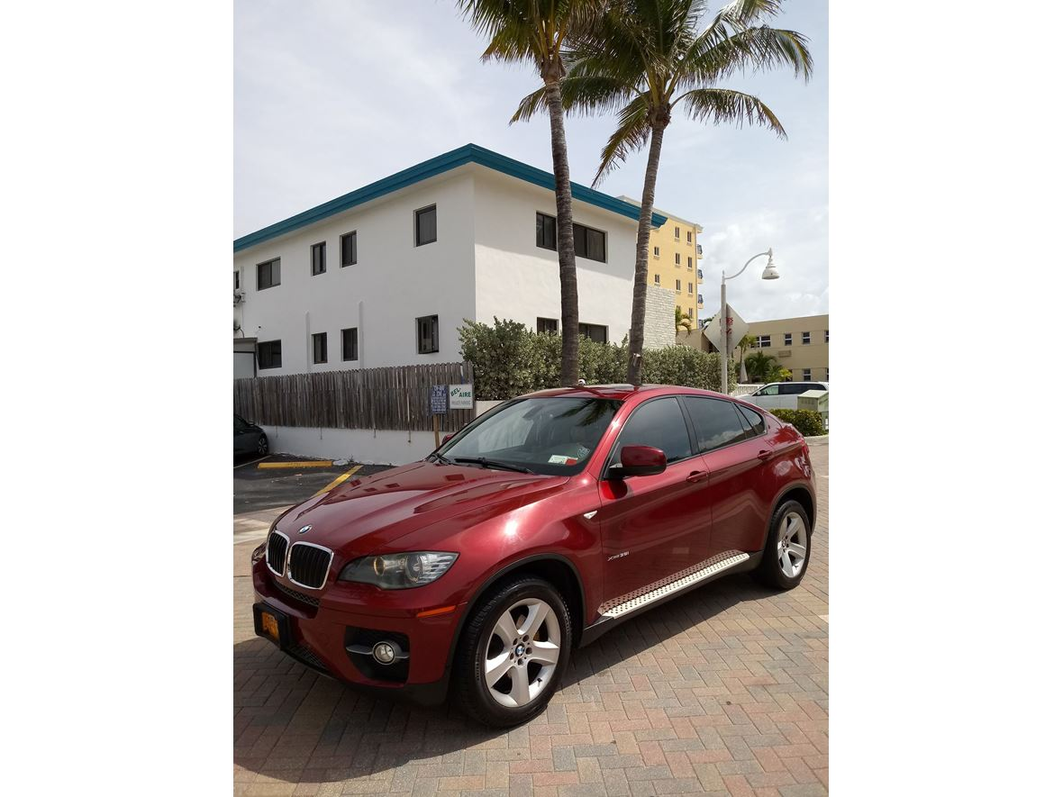 2012 BMW X6 for sale by owner in Miami
