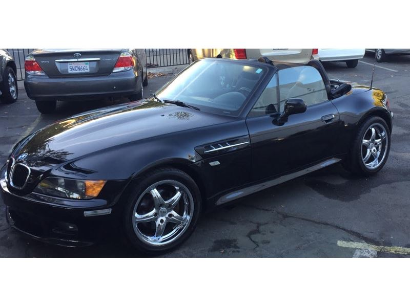 1998 Bmw Z3 For Sale By Owner In Sacramento Ca 95865