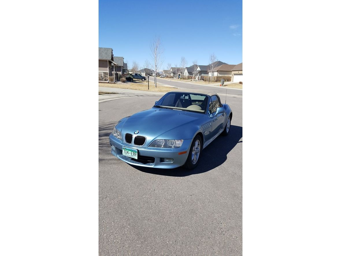 2001 Bmw Z3 For Sale By Owner In Thornton Co 80241