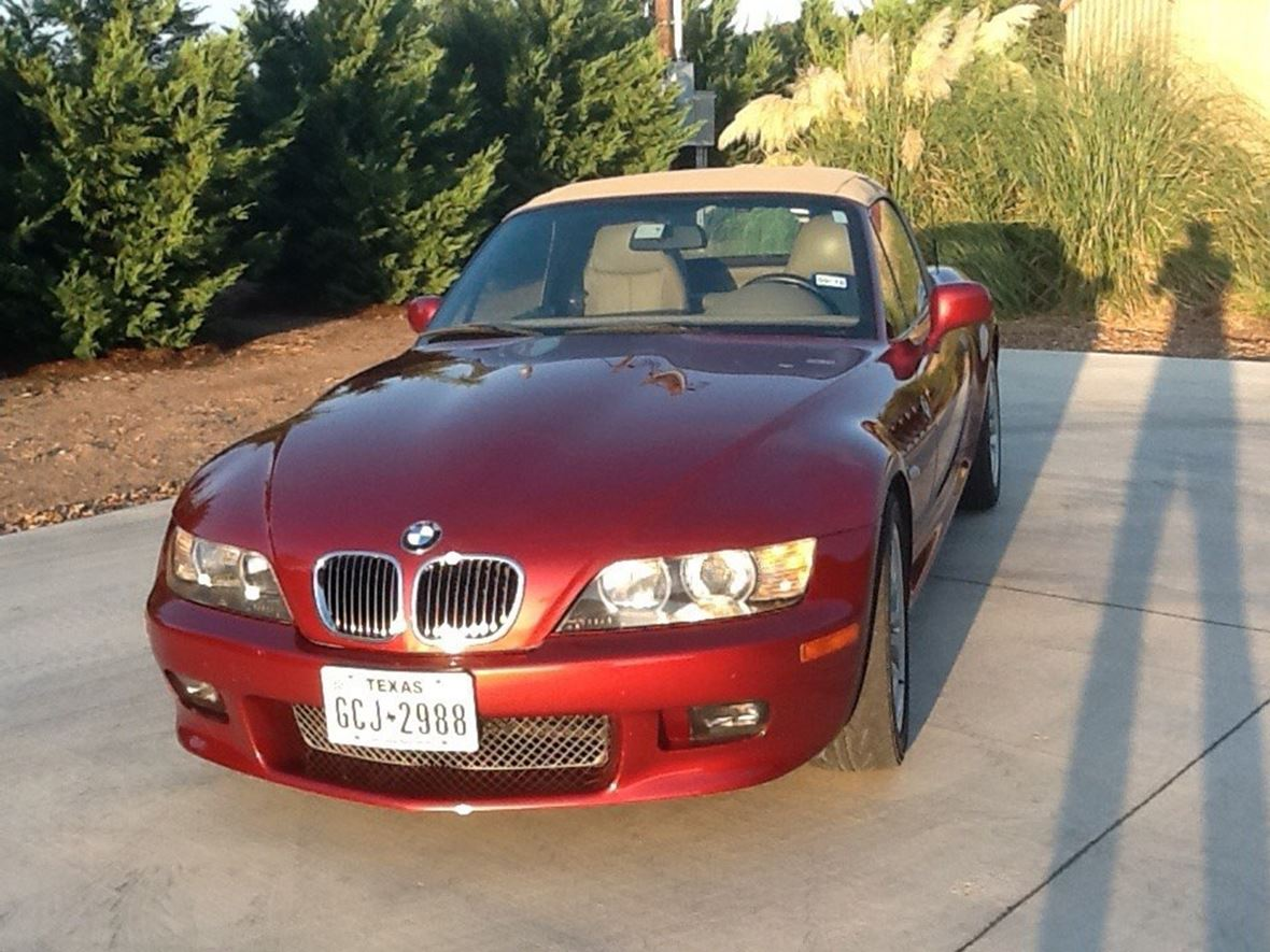 2002 BMW Z3 for sale by owner in Fredericksburg