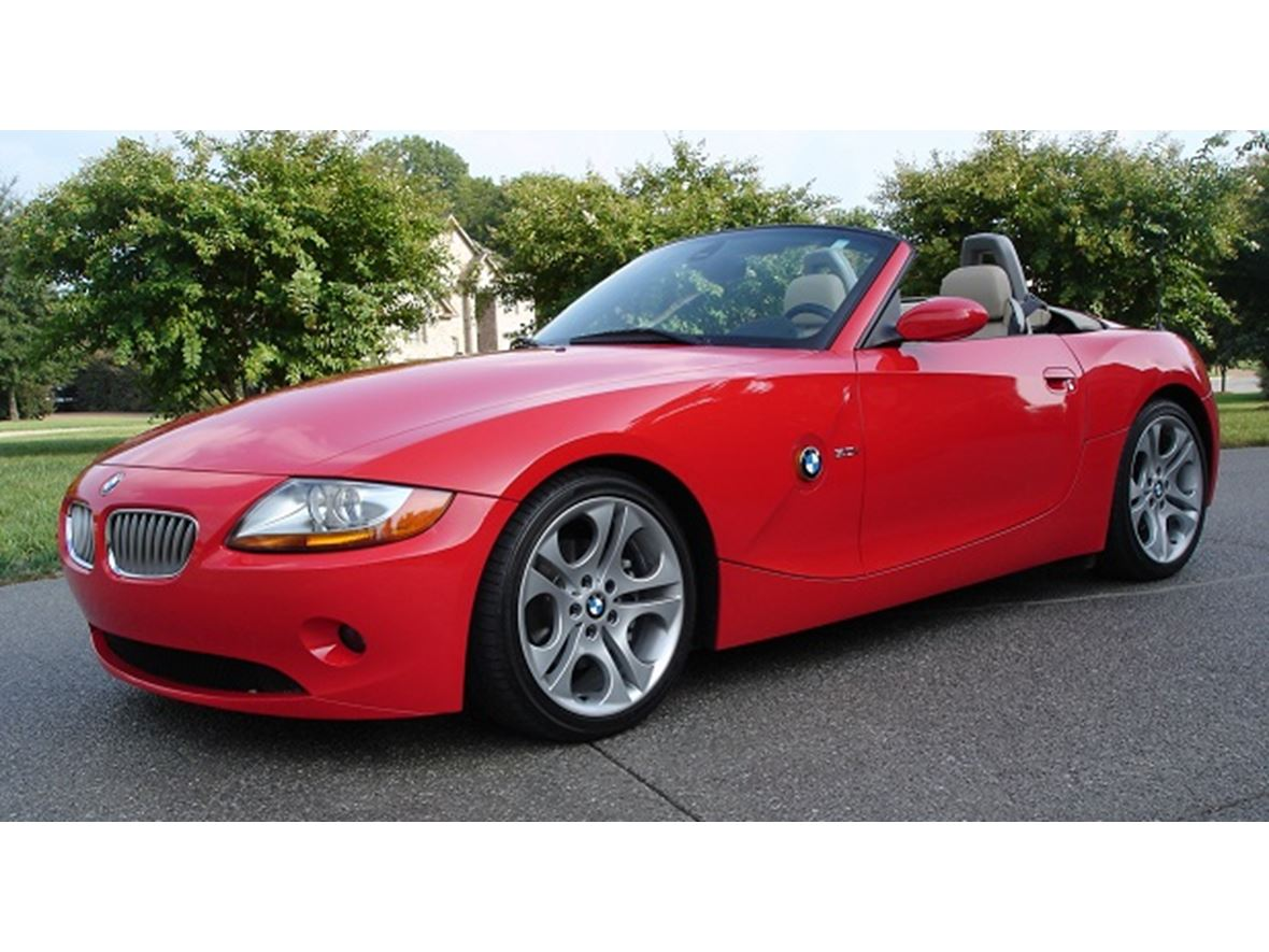 2003 Bmw Z4 For Sale By Owner In Spring Hill Tn 37174