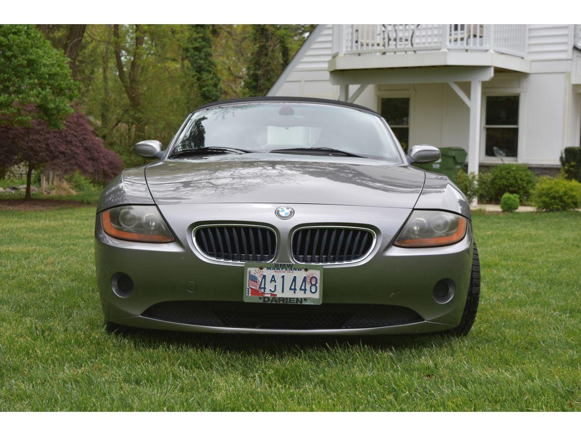 2004 Bmw Z4 Private Car Sale In Lexington Park Md 20653
