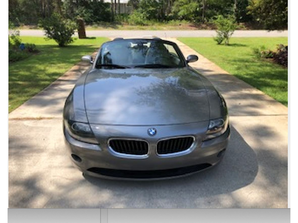 2005 BMW Z4 for sale by owner in Santa Rosa Beach