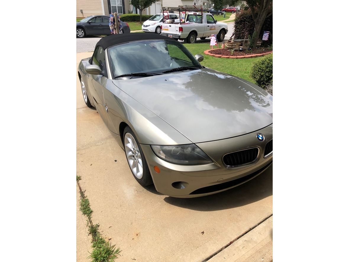 2005 BMW Z4 for sale by owner in Simpsonville