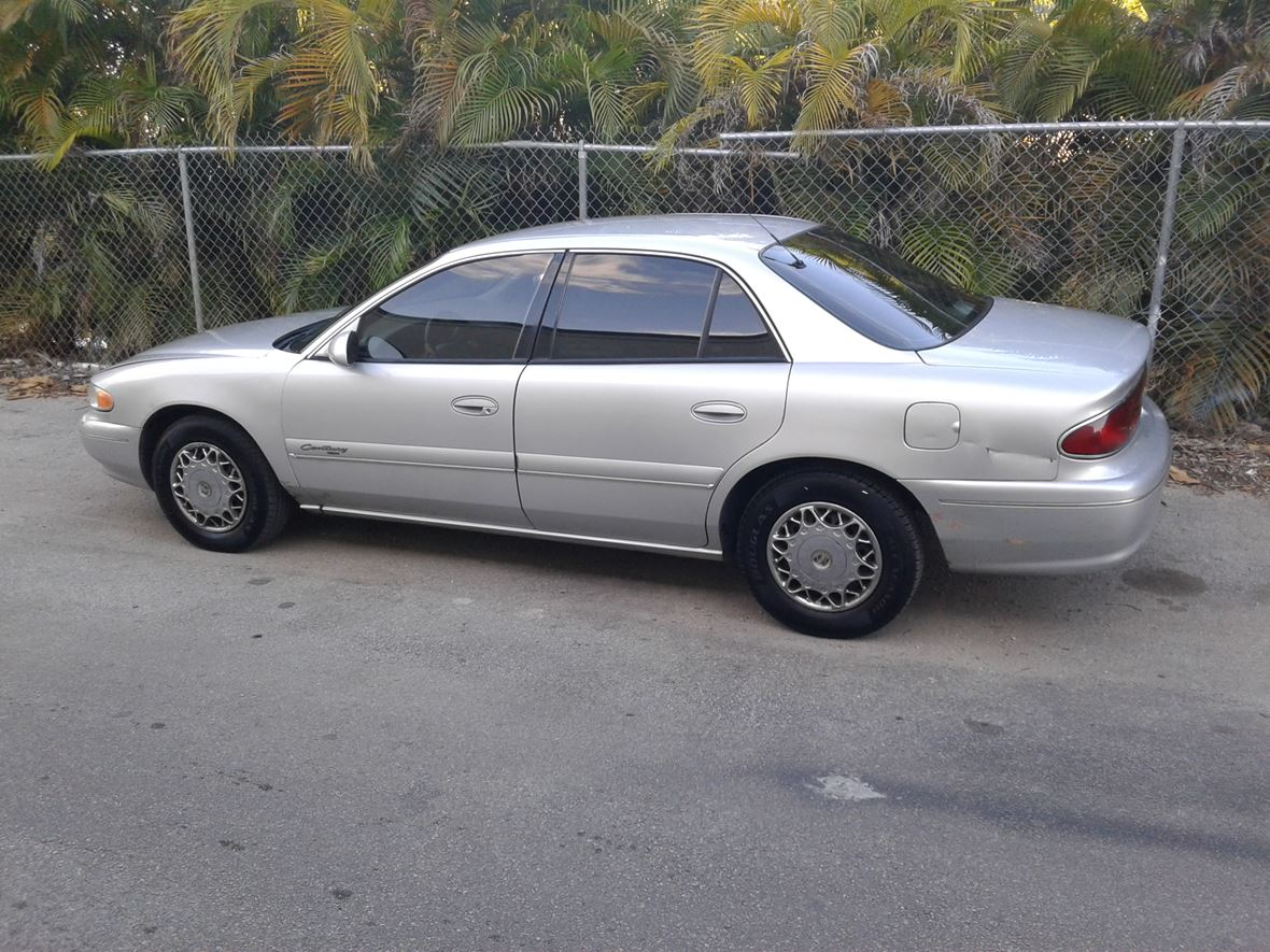 2002 Buick Century for sale by owner in Fort Lauderdale