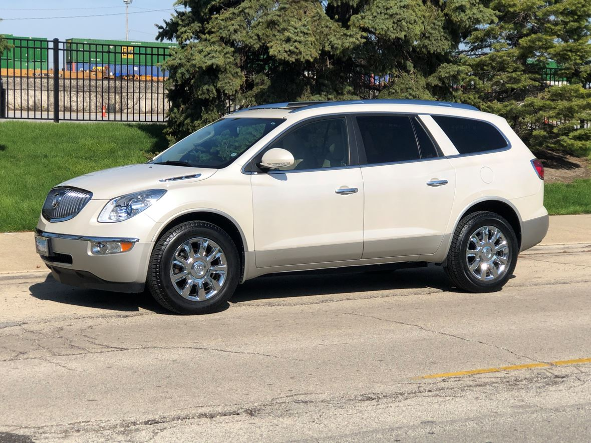 2012 Buick Enclave for sale by owner in Chicago