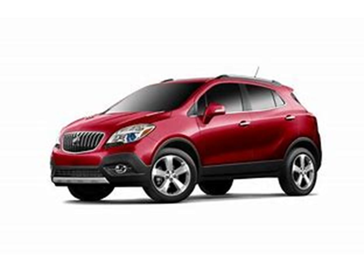 2017 Buick Encore for sale by owner in New Harmony