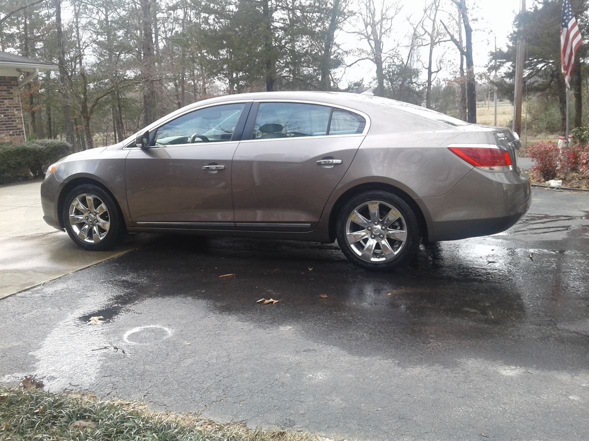 2010 Buick LaCrosse for sale by owner in Royal