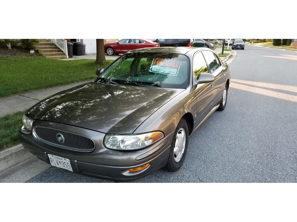 2000 buick lesabre for sale by owner in middle river md 21220. Black Bedroom Furniture Sets. Home Design Ideas