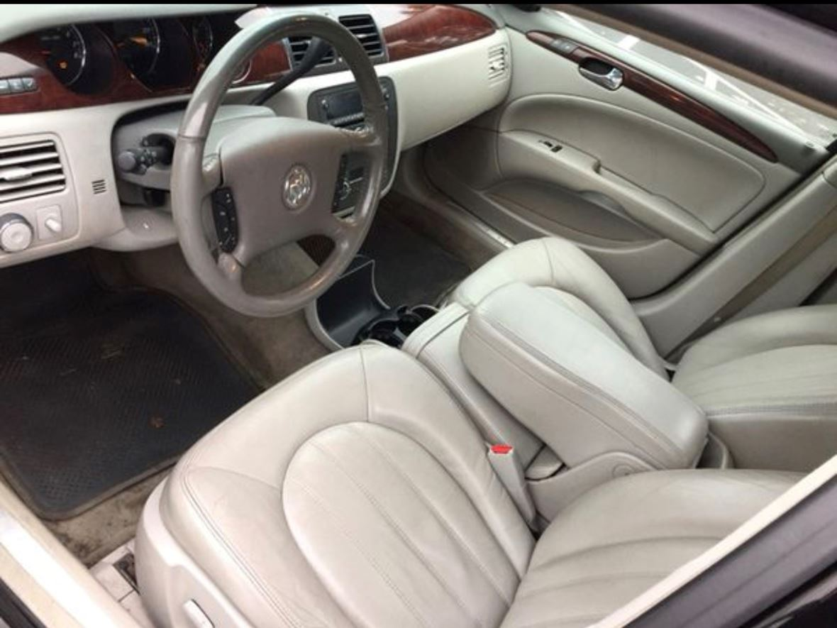 2007 Buick Lucerne for sale by owner in Bridgeport