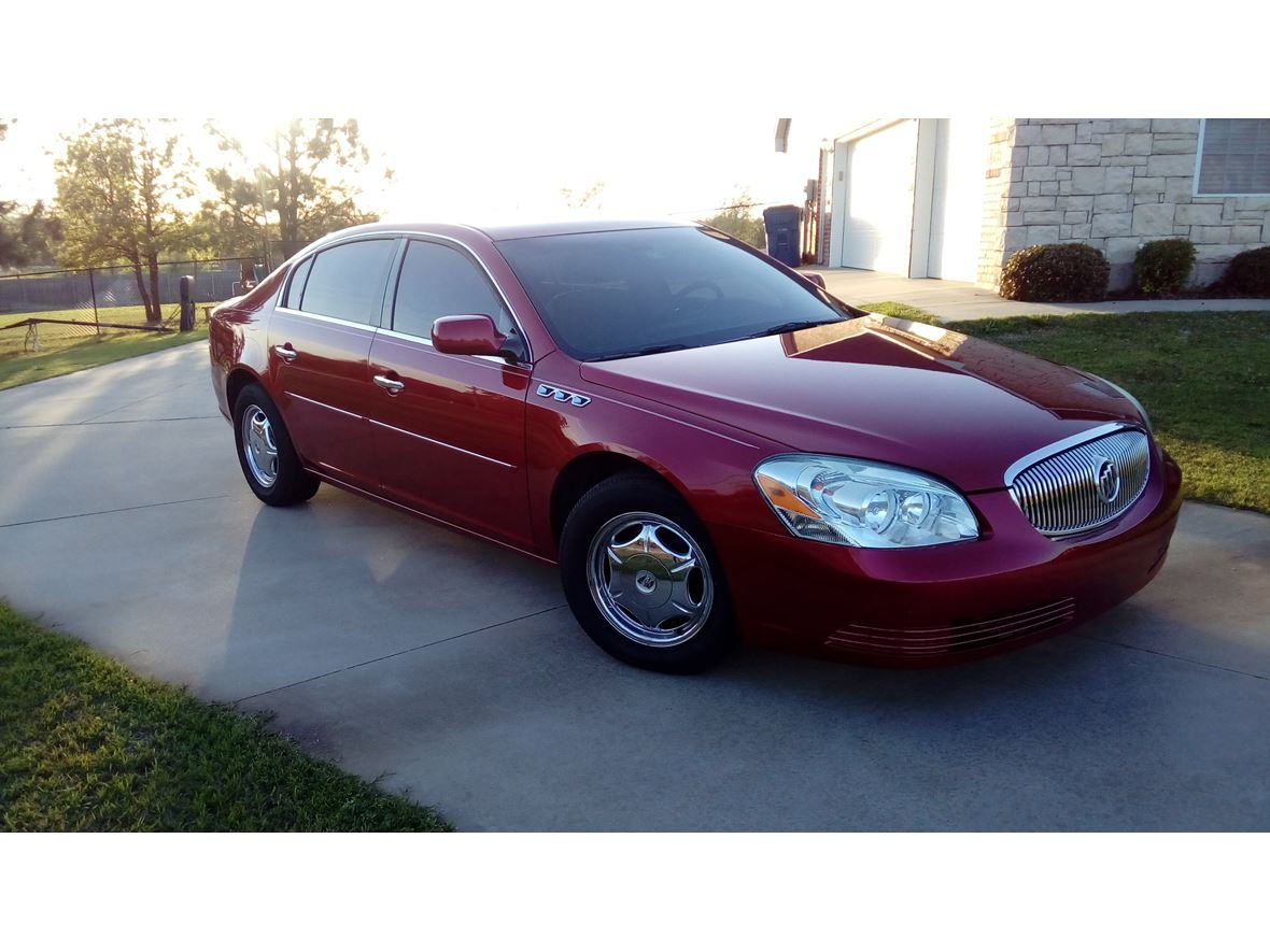 2009 Buick Lucerne for sale by owner in Newalla