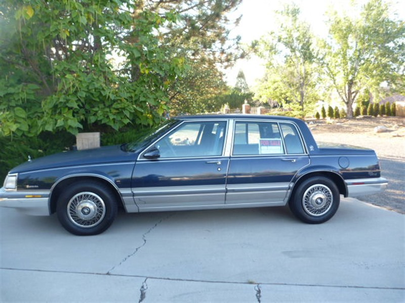 1989 buick park avenue classic car reno nv 89595 1989 buick park avenue for sale by owner in reno nv 89595 3 500