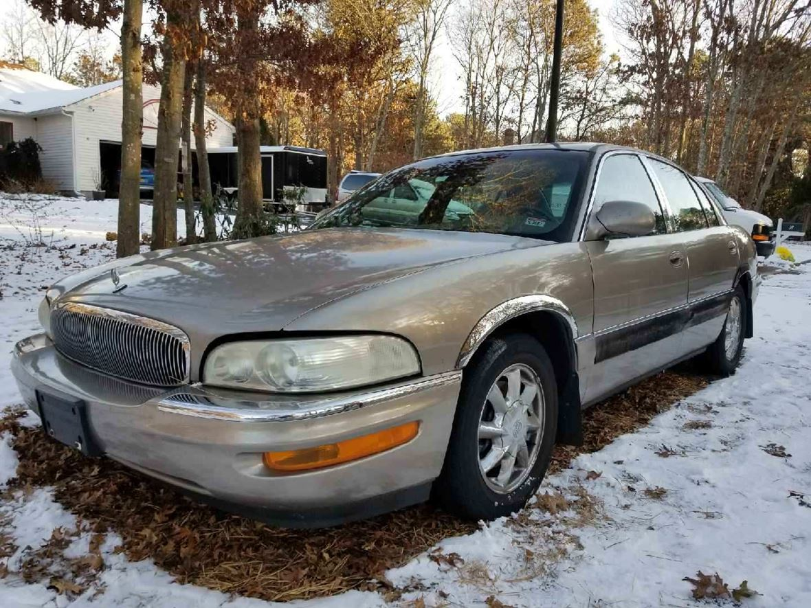 2001 Buick Park Avenue for sale by owner in Center Moriches