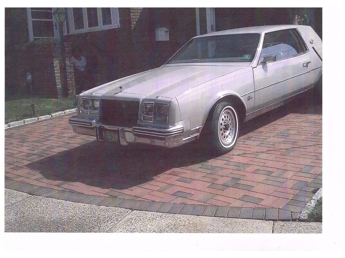 1980 Buick Riviera for sale by owner in Perth Amboy
