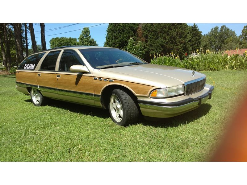 1996 Buick Roadmaster For Sale By Owner In High Point Nc 27268