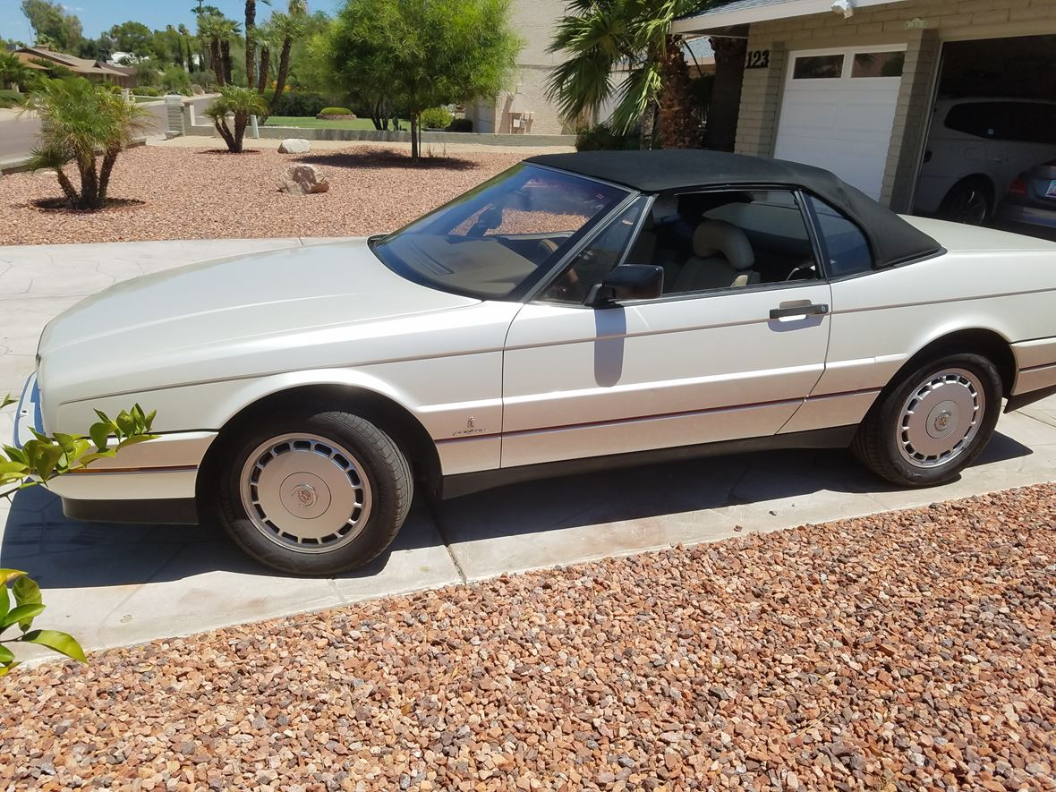 1990 Cadillac Allante for sale by owner in Phoenix