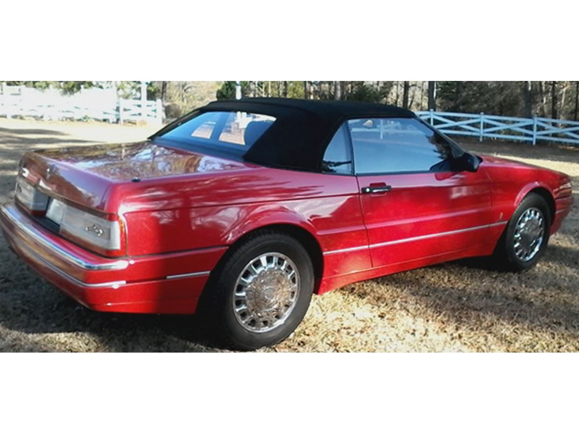 1993 Cadillac Allante for sale by owner in Edgefield