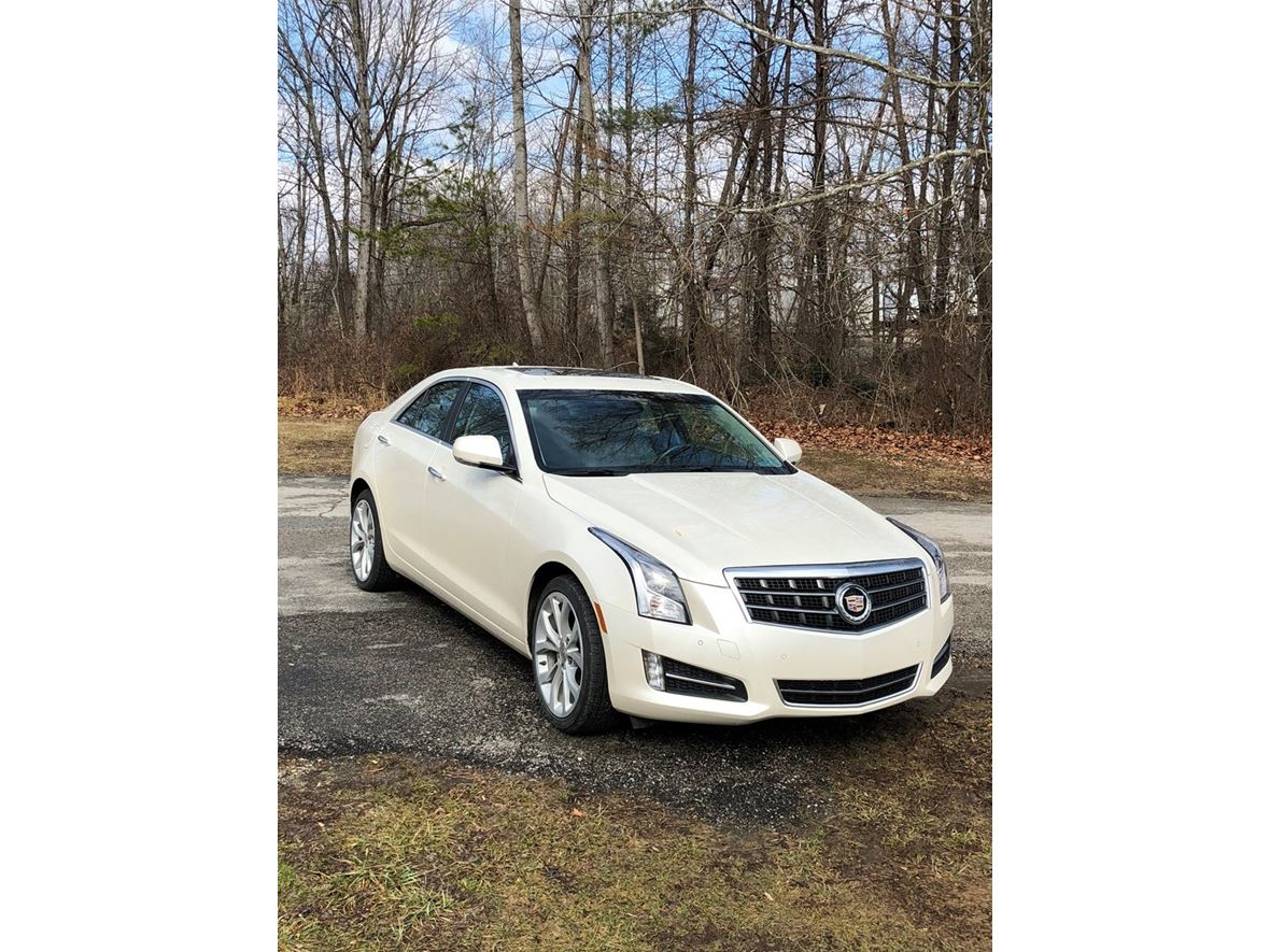 2014 Cadillac ATS for sale by owner in West Liberty