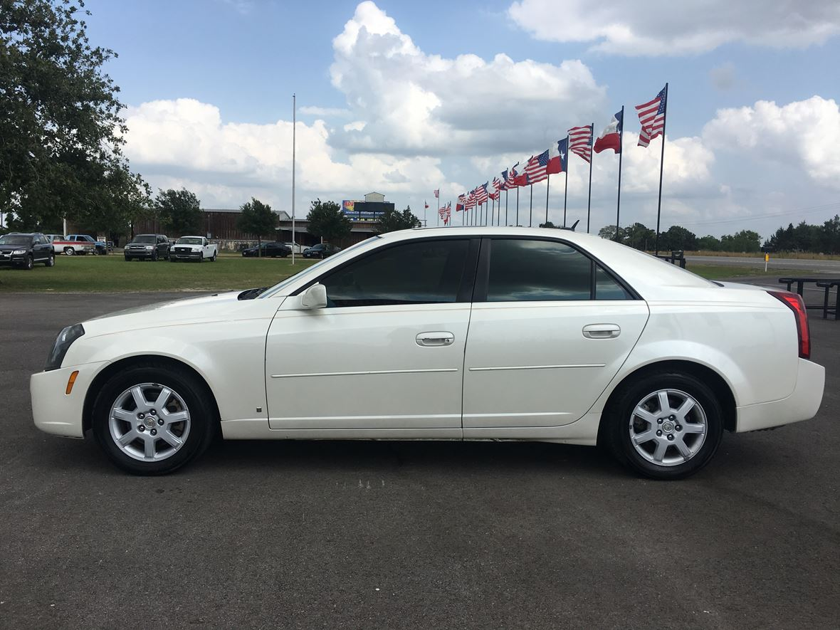 2007 Cadillac CTS for sale by owner in Hempstead