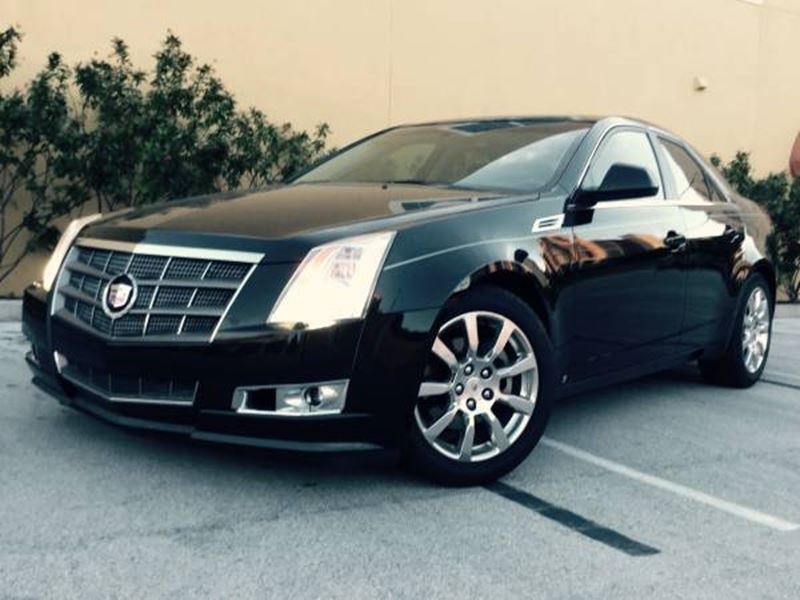 2008 Cadillac Cts For Sale By Owner In Merritt Island Fl
