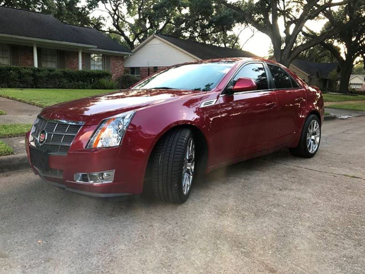 Cts For Sale >> 2008 Cadillac Cts For Sale By Owner In San Francisco Ca 94107 3 199