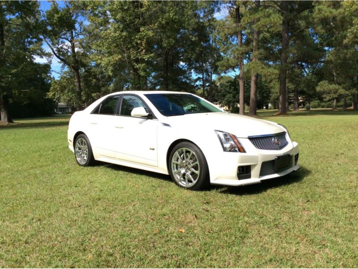 2010 Cadillac CTS for sale by owner in Golden Meadow