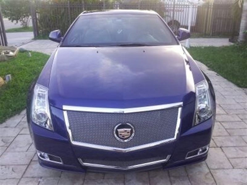2012 cadillac cts for sale by owner in miami fl 33177. Black Bedroom Furniture Sets. Home Design Ideas