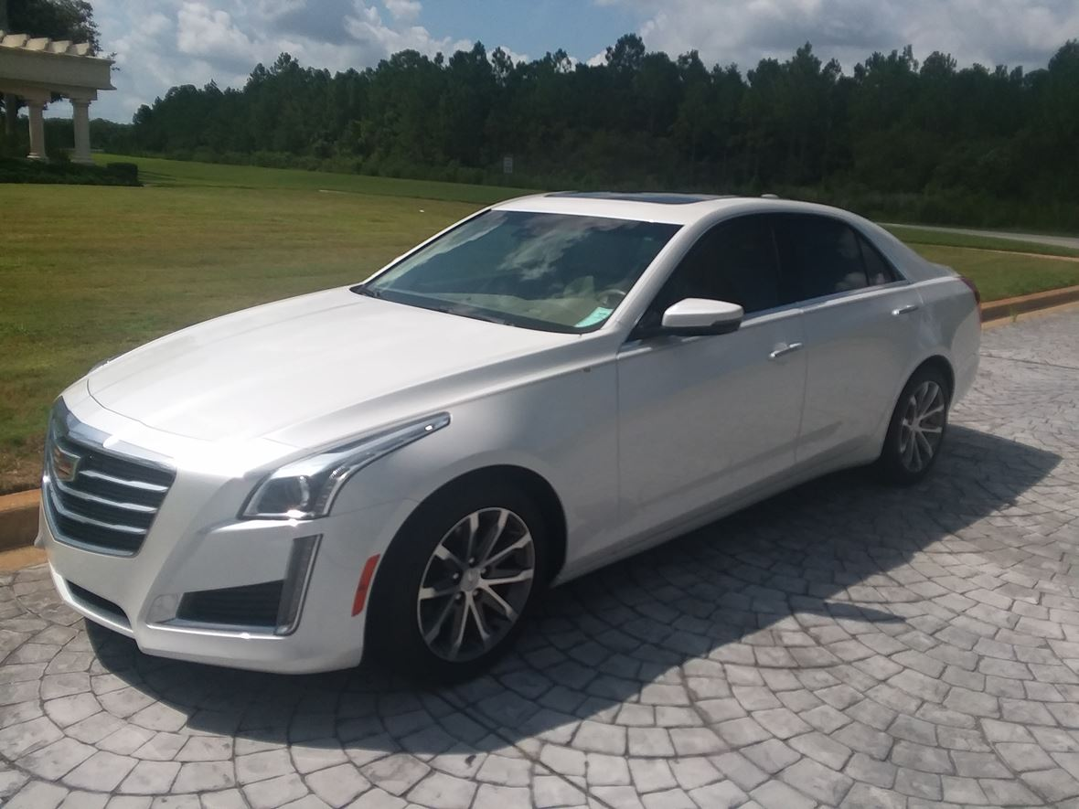 2016 Cadillac CTS for sale by owner in Daytona Beach