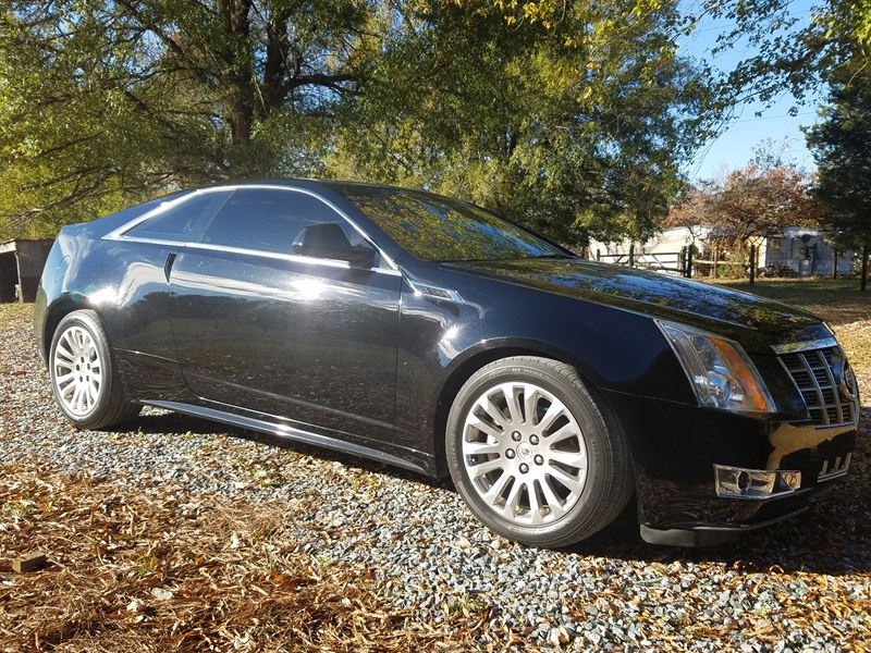 Cadillac Cts Coupe For Sale >> 2012 Cadillac Cts Coupe For Sale By Owner In Pleasant Garden Nc 27313 16 000