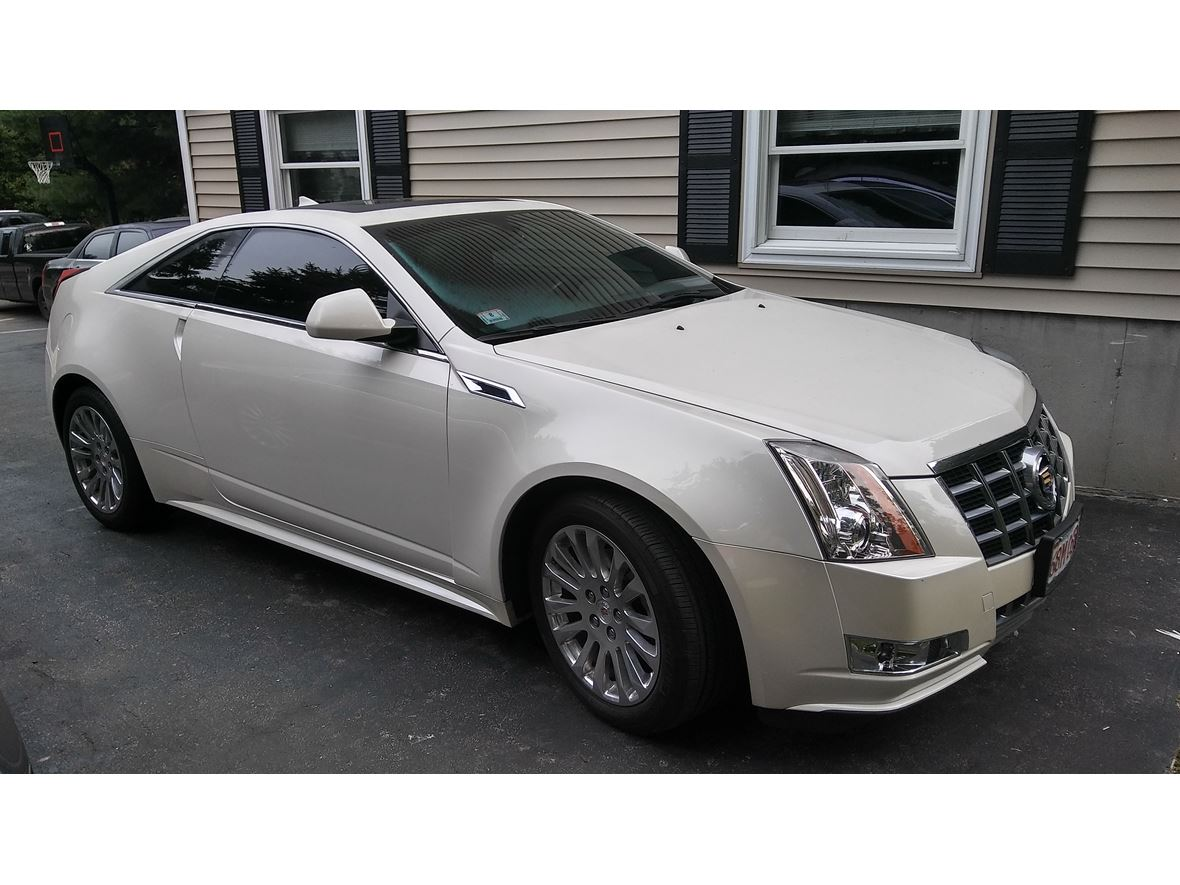2014 Cadillac Cts For Sale >> 2014 Cadillac Cts Coupe For Sale By Owner In Taunton Ma 02780 25 000