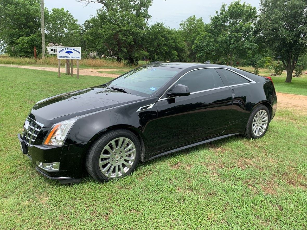 2014 Cadillac CTS-Coupe for Sale by Owner in Whitney, TX 76692