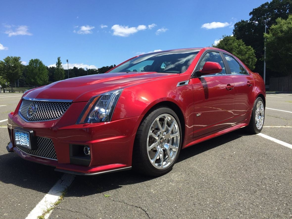 2012 Cadillac CTS-V for Sale by Owner in Saugerties, NY 12477