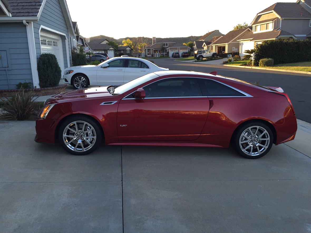 Cadillac Cts V Coupe For Sale Supercars Gallery