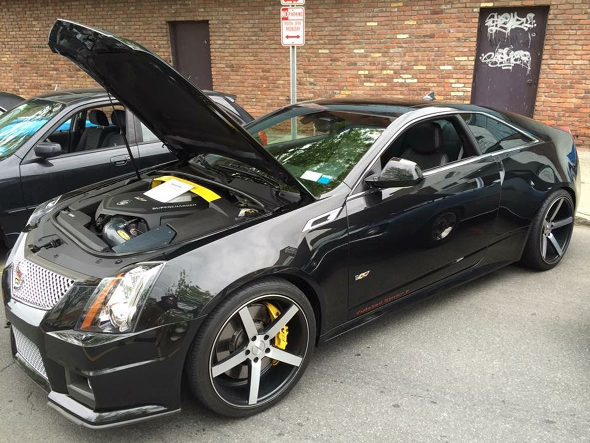 2012 Cadillac Cts V Coupe For Sale By Owner In Windham Me 04062