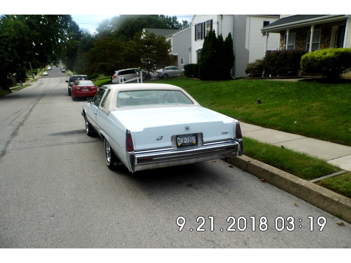 1977 Cadillac DeVille for sale by owner in Lansdowne