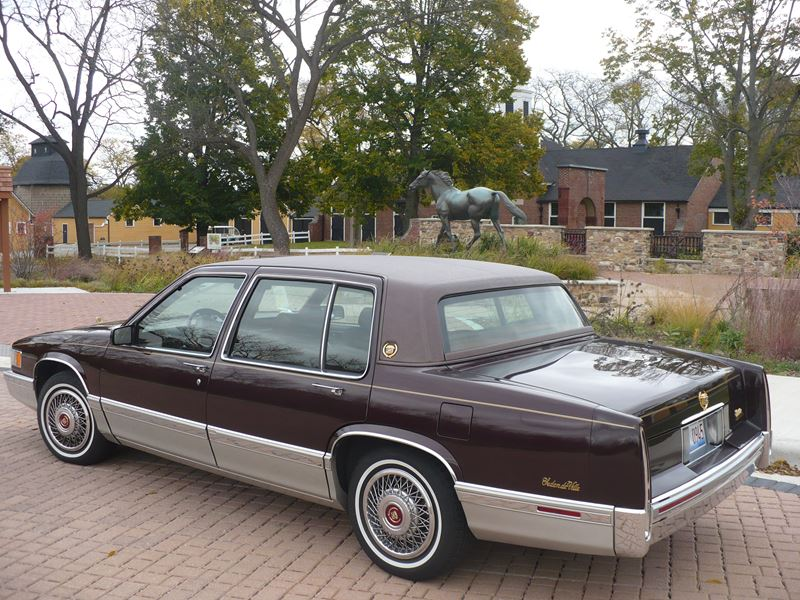Used Cadillac Deville L