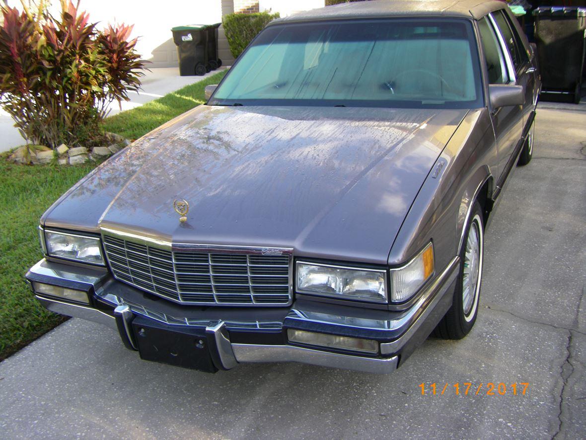 1992 cadillac deville classic car orlando fl 32828. Black Bedroom Furniture Sets. Home Design Ideas