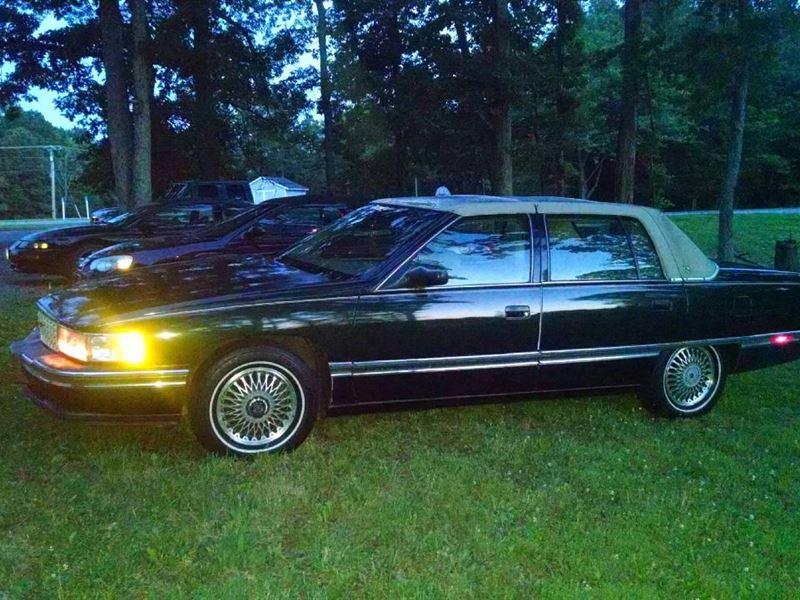1994 Cadillac Deville Classic Car Lexington Park Md 20653