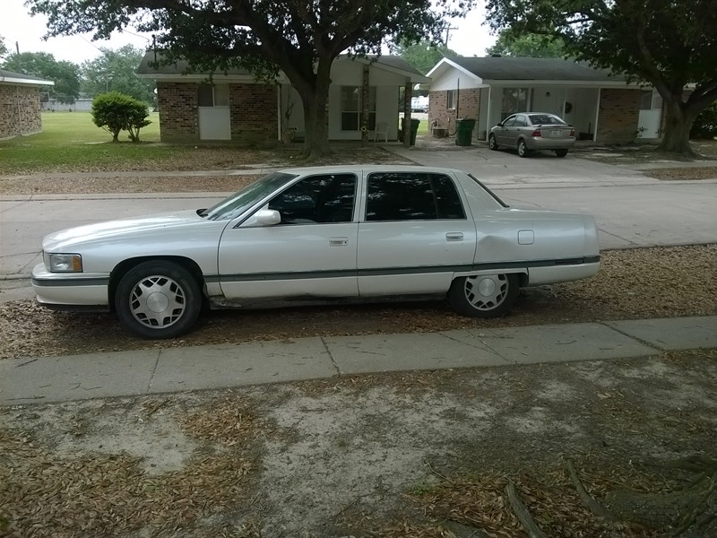 1995 Cadillac Deville >> 1995 Cadillac Deville For Sale By Owner In Crowley La 70527 1 200