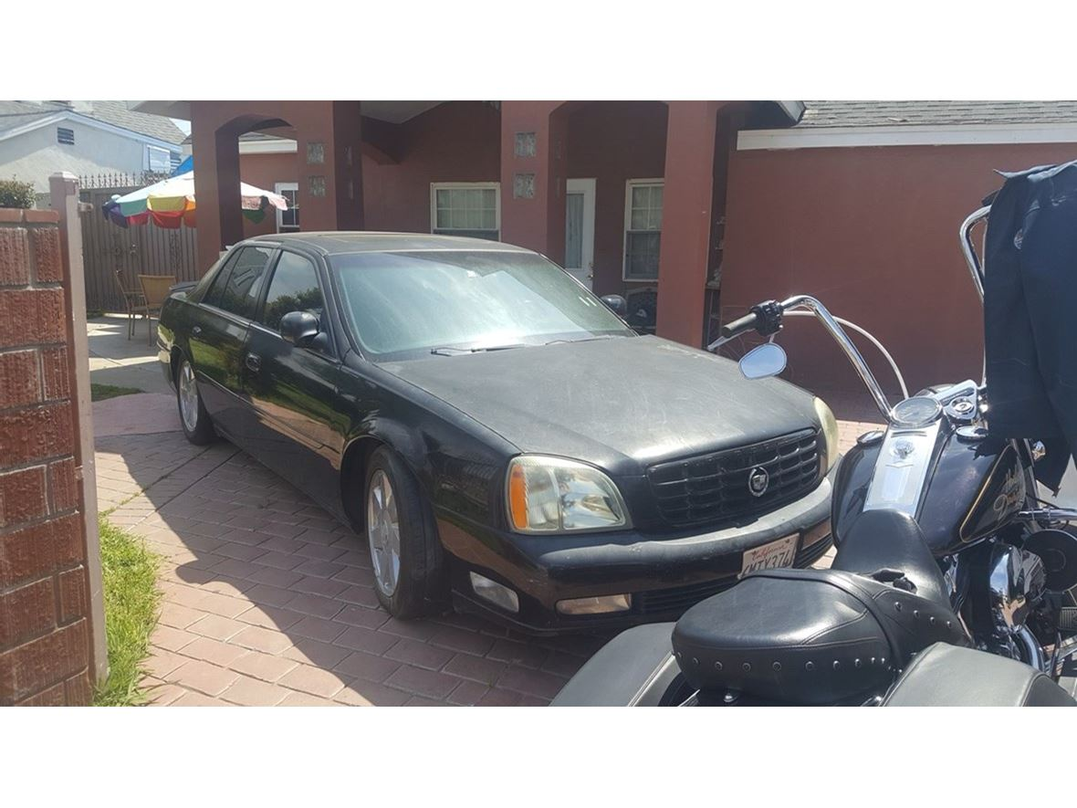 2003 Cadillac DeVille for sale by owner in La Puente